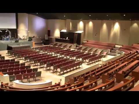 Akron Baptist Temple, Building #6, Sanctuary