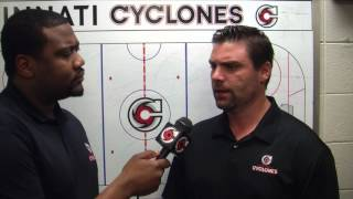 Cyclones TV: Final Comments from Matt Macdonald