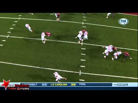 Sean Mannion vs Utah 2013 video.