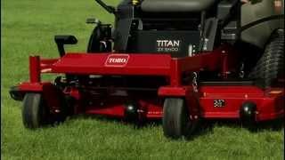 2. TORO Zero Turn Mower ZX 5400 Titan