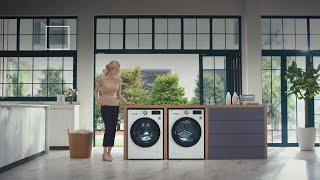 LG New Washing Machine - AI DD