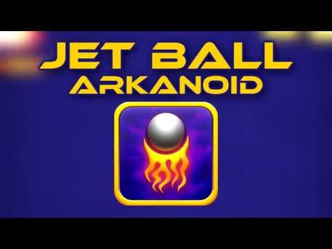 Video of Jet Ball - Arkanoid