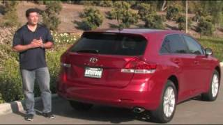 2009 Toyota Venza Review