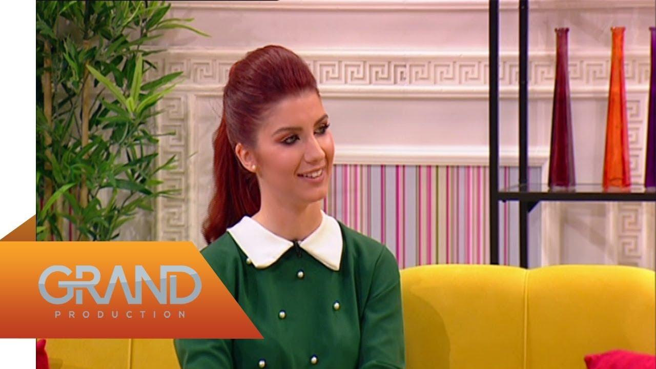 Kristina Denić, Ljubomir Perućica, Sanja Vasiljević – Grand Magazin – (TV Grand – januar)