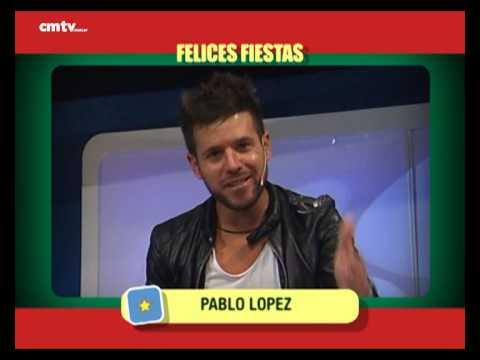 Pablo López video Saludos  - Fiestas 2014