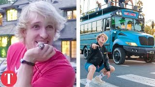 Video 10 Things Logan Paul Owns Only The Richest Can Afford MP3, 3GP, MP4, WEBM, AVI, FLV Juli 2018