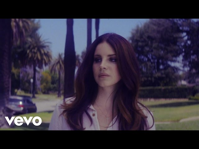 Lana Del Rey's - Shades of Cool