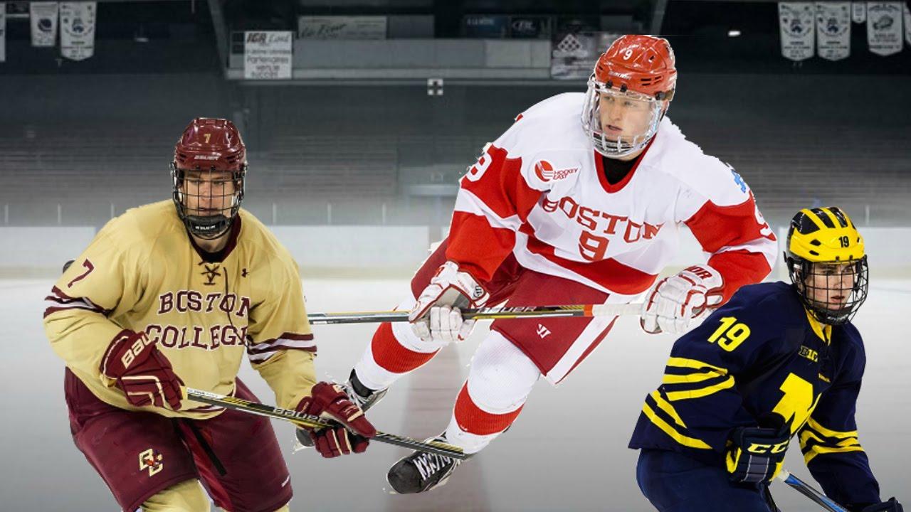 College Hockey Pump Up 2015-16