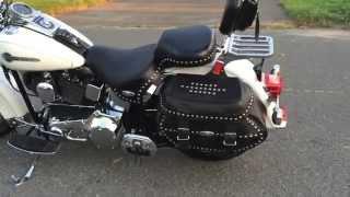 2. 2004 Harley Davidson Heritage Softail