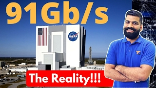 Video World's Fastest Internet at NASA 91Gb/s | The Reality Explained!!! MP3, 3GP, MP4, WEBM, AVI, FLV November 2017