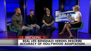 Nonton See The Heroes Of Benghazi Open Up About The New  13 Hours  Film Film Subtitle Indonesia Streaming Movie Download