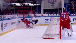 17/18 KHL Top 10 Goals for Week 24