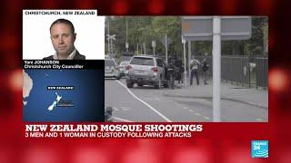 New Zealand Mosque shootings: