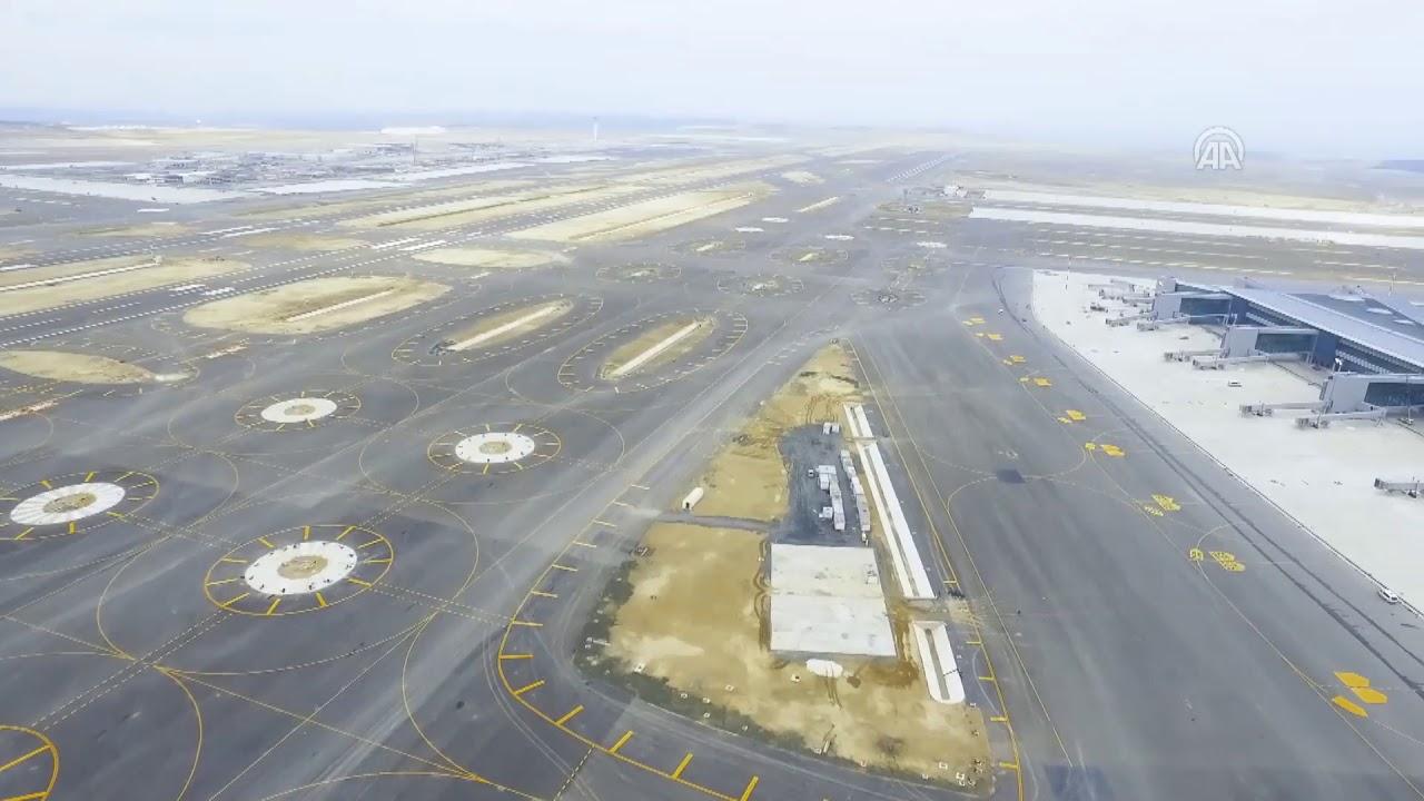 Tο καινούργιο αεροδρόμιο της Τουρκίας