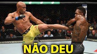 RESULTADO LUTA ANDERSON SILVA VS ISRAEL ADESANYA UFC 234