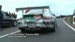 Porsche GT3 Rallye Review 2009 - Pure Sound