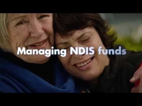Managing NDIS funds