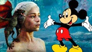 Si Disney était à l'origine de «Game of Thrones»