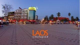 LAOS TIMELAPSE.