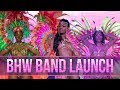 BHW Bermuda Carnival Band Launch, January 20 2019