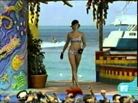Crazy Town - Butterfly - Fashionably Loud Spring Break With Molly Sims Host 2001