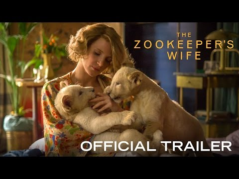 THE ZOOKEEPER S WIFE - full movie