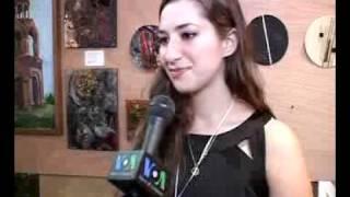 Exhibition of twelve Armenian artists in Holy Martyrs Armenian Church