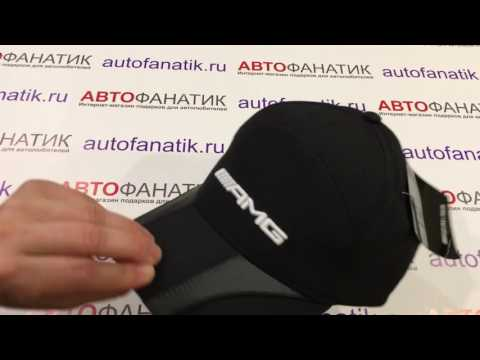 Мужская бейсболка Mercedes Benz Men's cap, AMG, Carbon fibre look details, артикул B66952706