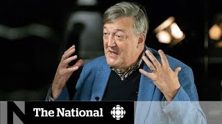 Stephen Fry On Trump The Monarchy And Canada