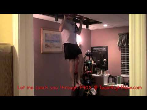 P90X Pull-Up Assist