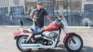 4. 2011 Harley-Davidson Dyna Fatbob