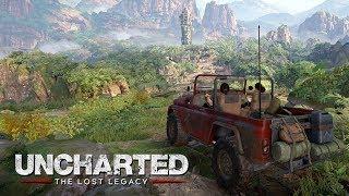 Vídeo gameplay do jogo Uncharted The Lost Legacy, em Português PT-BR, no episódio 3: Regresso. Game é uma DLC Standalone do jogo Uncharted 4: A ...