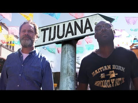 The Reason Rainn Wilson Goes To Tijuana For Haitian Food