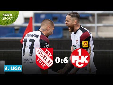 3. Liga: 6:0! FCK überrollt den TSV Havelse | SWR Sport