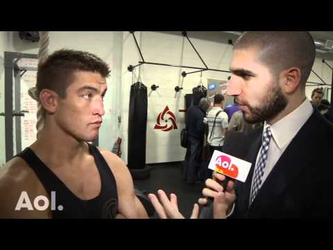 Sam Stout Looking to Stop Old Guy Yves Edwards Momentum at UFC 131