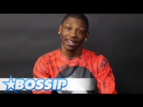 "Bobb'e J Thompson Talks New Movie ""School Dance"" 