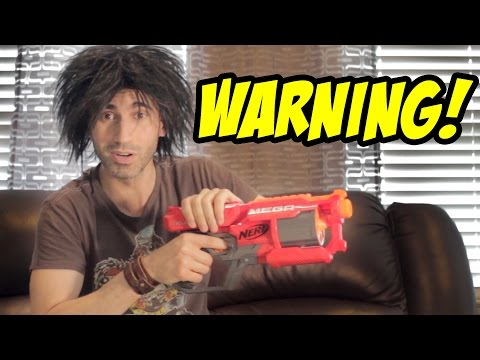 Video INSANE NERF MOD (Do not try this at home) download in MP3, 3GP, MP4, WEBM, AVI, FLV January 2017