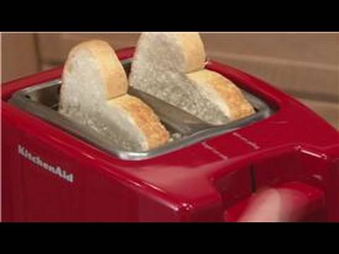 How To Make Toast From Bread