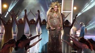 Beyonce possessed doing evil idol worship