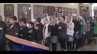 ჩოხატაურის სამრევლო სკოლა 5 კლასი