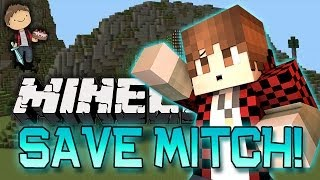 OPERATION RESCUE MITCH! Minecraft: Capture the Wool w/Mitch and Jerome! (The Nexus Mini-Game)