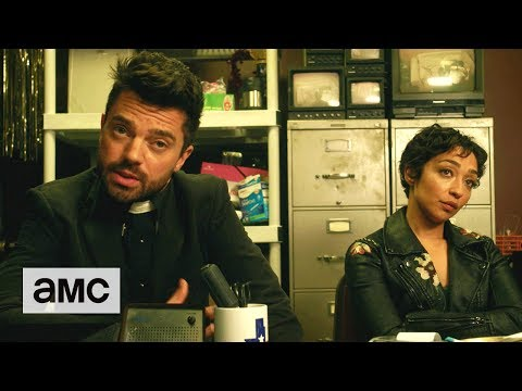 Preacher Season 2 Featurette 'We're Looking for God'