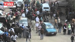 بالفيديو .. انفجار ضخم يهز منطقة فيصل ويؤدي لسقوط ضحايا