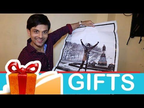 Ravish Desai's gift segment!