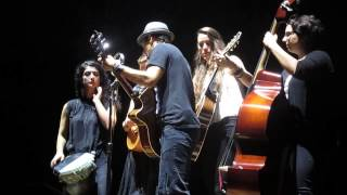 Jason Mraz and Raining Jane Quiet Columbus 10/15/14