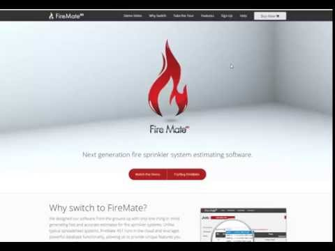 FireMate451 Estimating System Demo