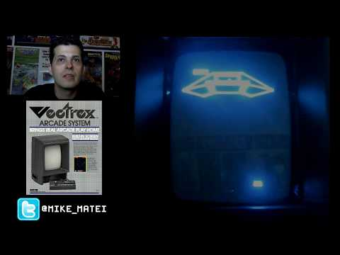 Vectrex live stream - Cinemassacre Plays