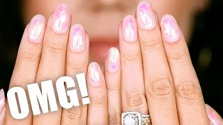 REUSABLE PRESS-ON NAILS ??? ... OMG! by Glam Life Guru