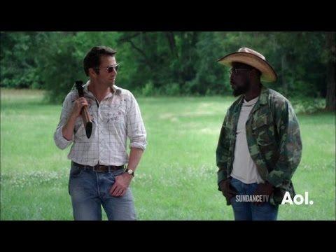 "Cast & Crew On ""Hap and Leonard"" | AOL BUILD"