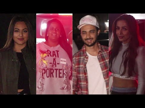 Sohail Khan's Son NIRVAAN  Birthday Party Part 1